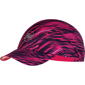 Buff Pro Run Gorra, reflective-crystal pink